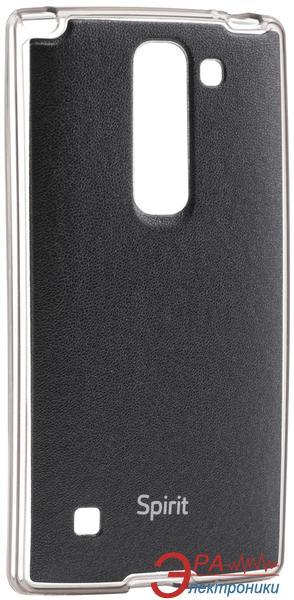 Чехол VOIA LG Optimus Spirit - Jell Skin Black