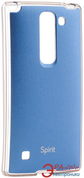Чехол VOIA LG Optimus Spirit - Jell Skin Blue