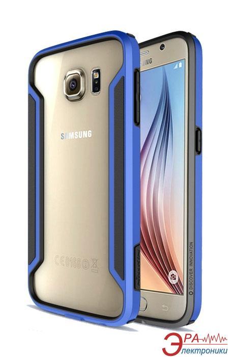 Чехол Nillkin Samsung S920/S-6 - Bordor series Blue