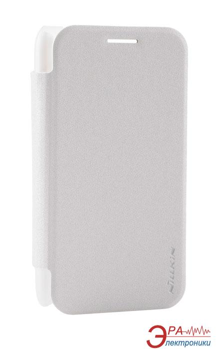 Чехол Nillkin Samsung J1/J100 - Spark series White