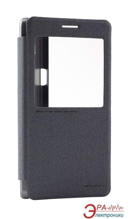 Чехол Nillkin Samsung A7/A700 - Spark series Black
