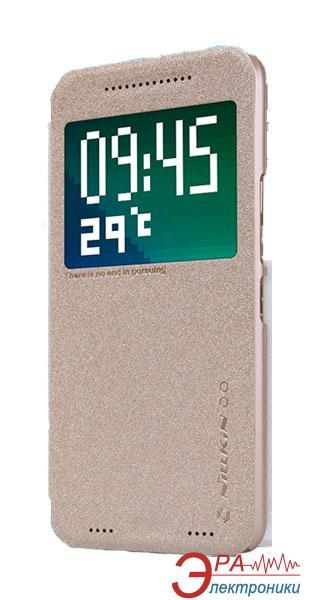 Чехол Nillkin HTC ONE M9 - Spark series Gold