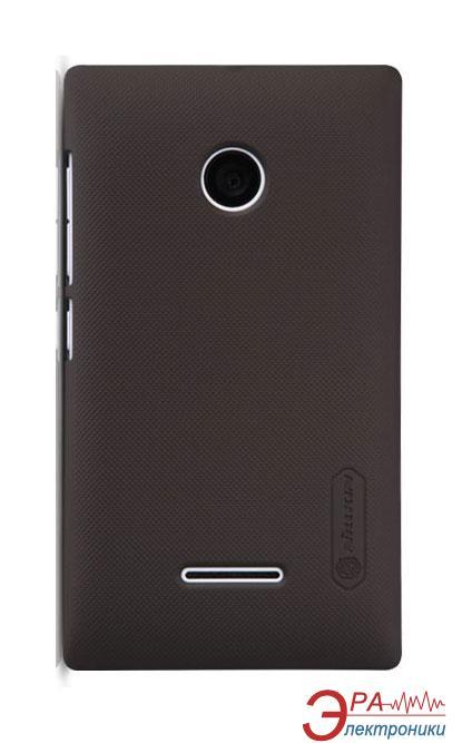 Чехол Nillkin Microsoft Lumia 532 - Super Frosted Shield Black