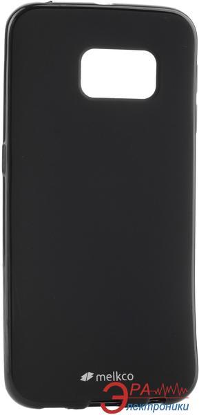 Чехол Melkco Samsung G925 Poly Jacket TPU Black (SSS6EDTULT3BKMT)