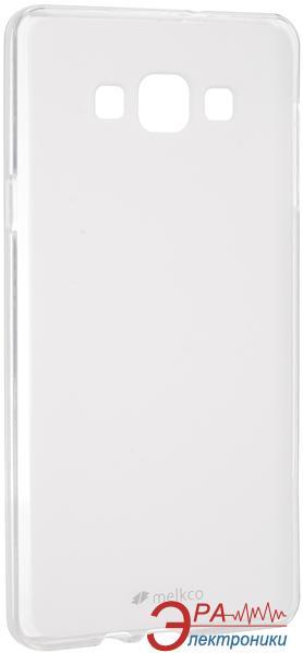 Чехол Melkco Samsung A7 Poly Jacket TPU Clear (SSGSA7TULT2TSMT)