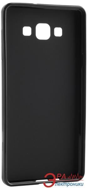 Чехол Melkco Samsung A7 Poly Jacket TPU Black (SSGSA7TULT2BKMT)