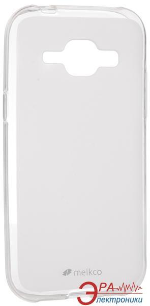 Чехол Melkco Samsung J1 Poly Jacket TPU Clear (SSGLJ1TULT2TSMT)