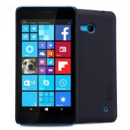 Чехол Nillkin Microsoft Lumia 640 - Super Frosted Shield Black