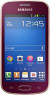 Смартфон Samsung GT-S7390 Galaxy Trend WRA (wine red) (GT-S7390WRASEK)