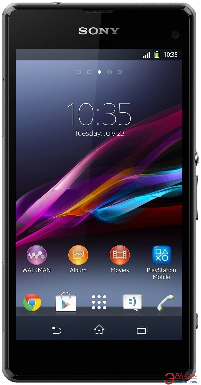 Смартфон Sony Xperia Z1 compact D5503 Black (1279-5130)