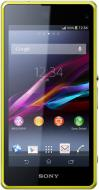 Смартфон Sony Xperia Z1 compact D5503 Lime (1279-5128)