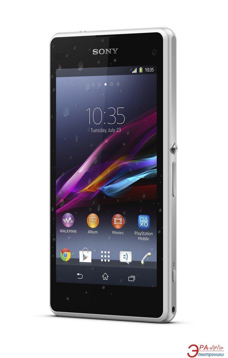 Смартфон Sony Xperia Z1 compact D5503 White (1279-5126)