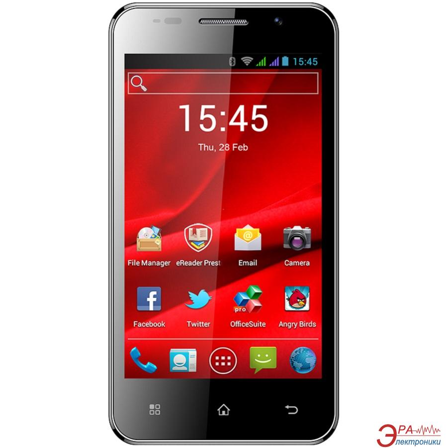 Смартфон Prestigio MultiPhone 4322 DUO Black (PAP4322DUO)