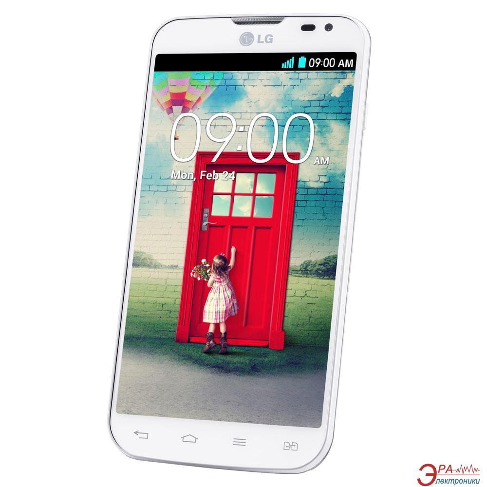 Смартфон LG Optimus L90 D410 Dual white (LGD410.ACISWH)