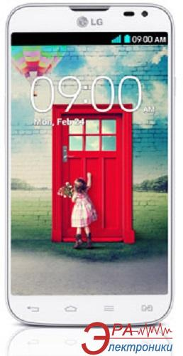 Смартфон LG L70 D325 Dual Sim White (LGD325.ACISWH)