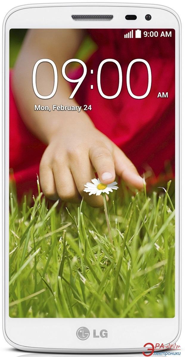 Смартфон LG D618 G2 Mini Dual Sim (white) (LGD618.ACISWH)