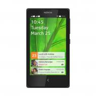 Смартфон Nokia X Dual sim Black (A00017722)