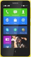Смартфон Nokia X Dual sim Yellow (A00017725)
