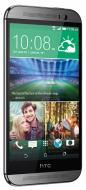 Смартфон HTC One M8 (metal grey) (99HYK038-00)