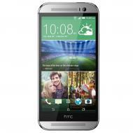 Смартфон HTC One M8 (silver) (99HYK039-00)