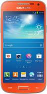 Смартфон Samsung GT-I9190 (Galaxy S4 mini) orange (GT-I9190ZOASEK)
