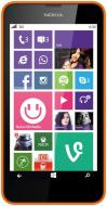 Смартфон Nokia Lumia 630 Dual sim Orange (A00018768)