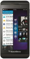 Смартфон BlackBerry Z10 Black (PRD-46163-144)