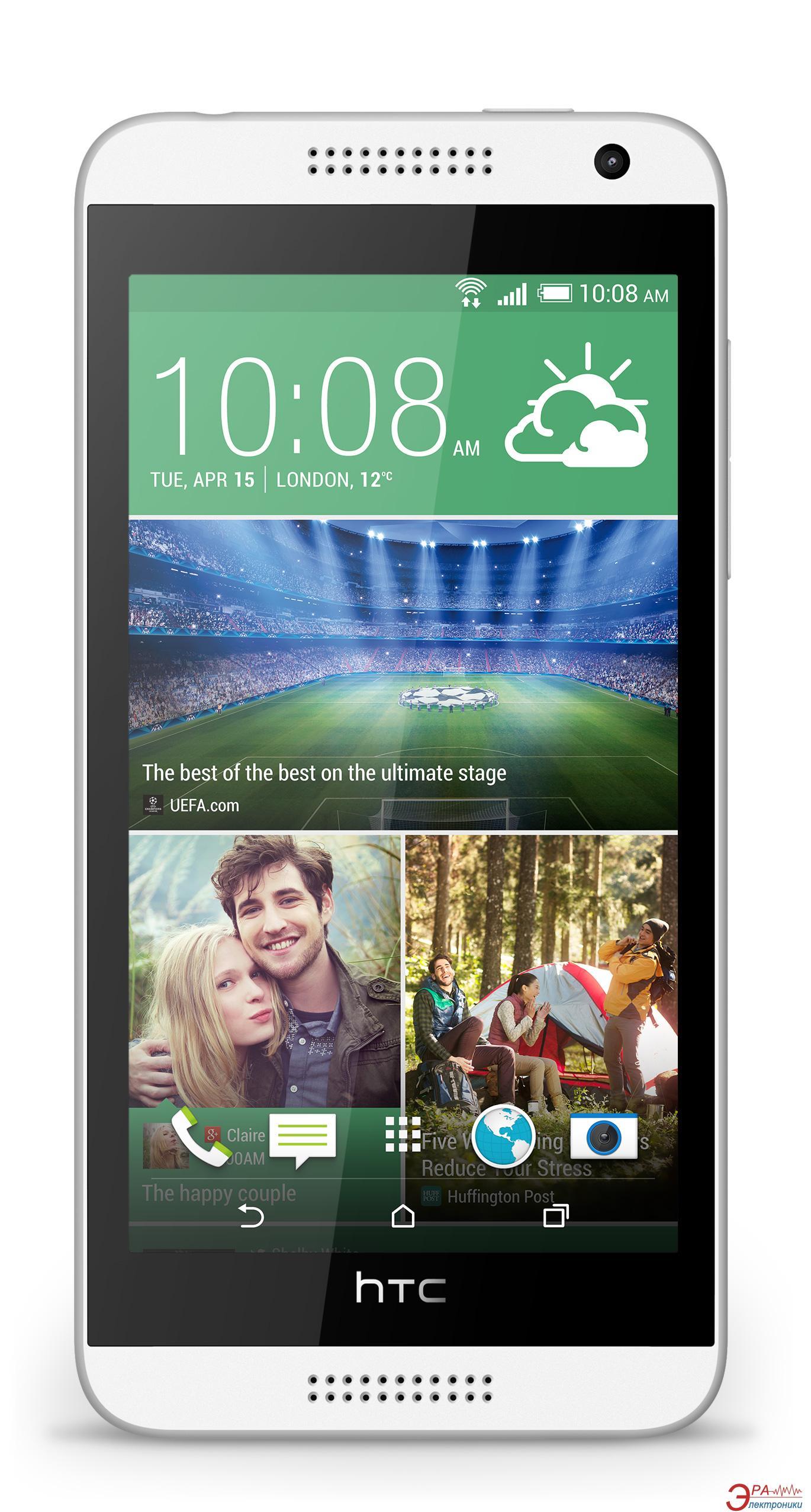 Смартфон HTC Desire 610 (A3) White (4718487649587)