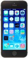 Смартфон Apple iPhone 5s 64Gb Space Gray (ME438UA/A)