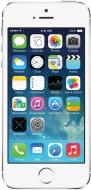 Смартфон Apple iPhone 5s 64Gb Silver (ME439UA/A)