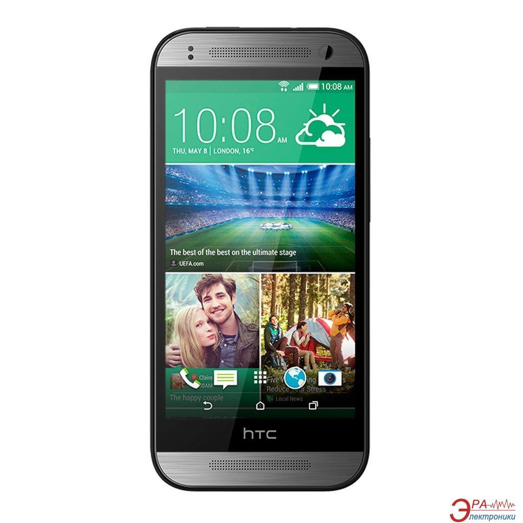 Смартфон HTC One mini 2 (M8 mini) Metal Grey (4718487653720)