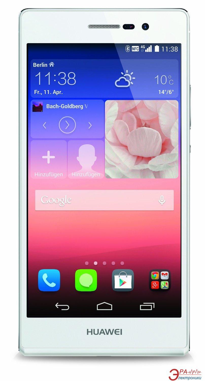 Смартфон Huawei Ascend P7 White (51090360)