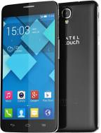 Смартфон Alcatel One Touch IDOL X+ 6043D Bluish Black (4894461099132)