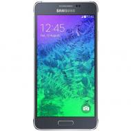 Смартфон Samsung Galaxy Alpha Black (SM-G850FZKE)