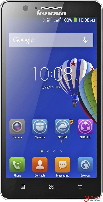 Смартфон Lenovo A536 Black (P0R60009UA)
