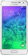 Смартфон Samsung Galaxy Alpha White (SM-G850FZWE)