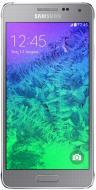 �������� Samsung Galaxy Alpha Silver (SM-G850FHSE)