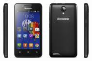 Смартфон Lenovo A319 Black (P0RQ000KUA)