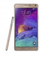 Смартфон Samsung GALAXY Note 4 GOLD (SM-N910HZDESEK)