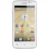 Смартфон Prestigio MultiPhone 3501 Duo White (PAP3501DUOWHITE)