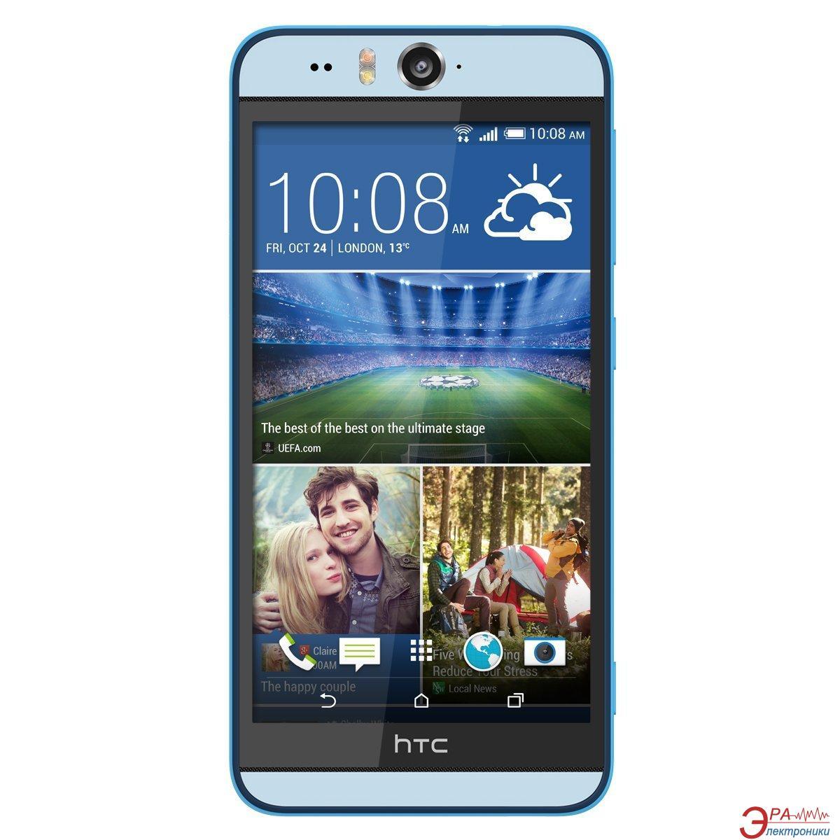 Смартфон HTC Desire Eye Blue (4718487661671)