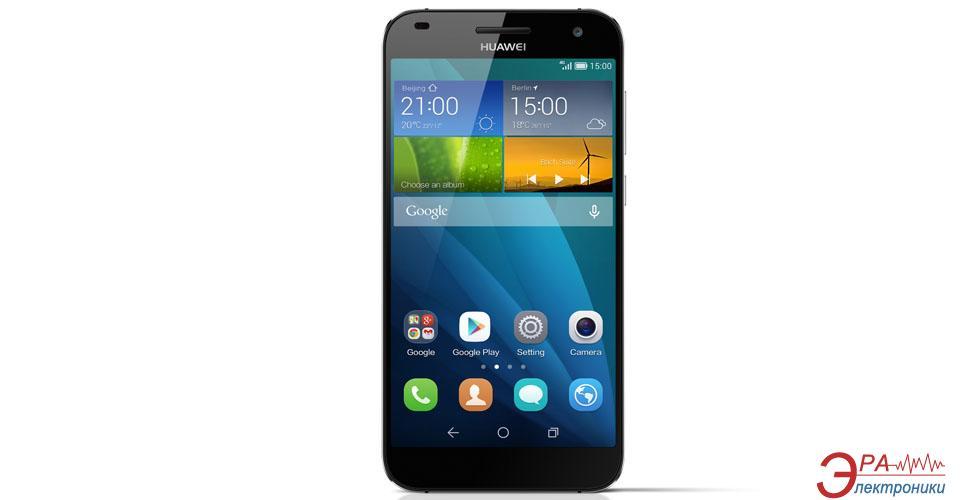 Смартфон Huawei Ascend G7 (G7-L01) Gray (51091670)