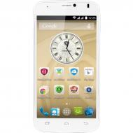 Смартфон Prestigio MultiPhone 3502 DUO White (PSP3502DUOWHITE)