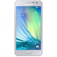 Смартфон Samsung Galaxy A3 DS Silver (SM-A300HZSD)