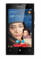 Смартфон Microsoft Lumia 435 Dual Sim Black (A00023545)
