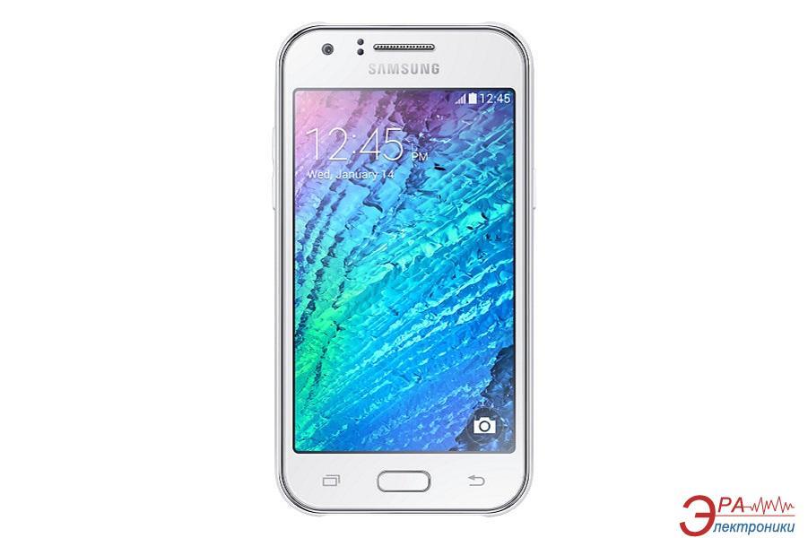 Смартфон Samsung Galaxy J1 DS WHITE (SM-J100HZWDSEK)