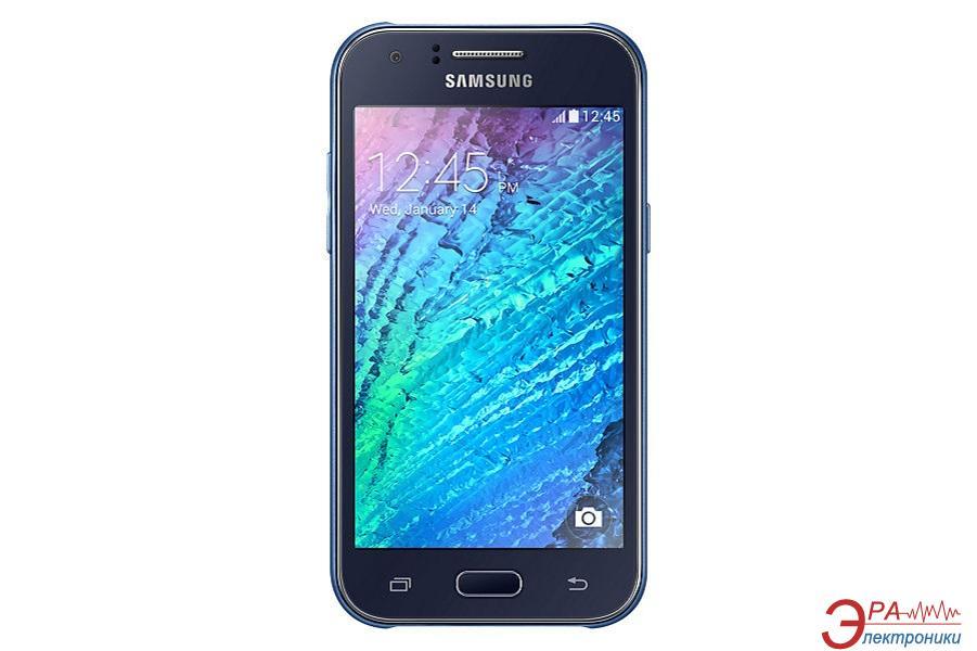 Смартфон Samsung Galaxy J1 DS BLUE (SM-J100HZBDSEK)
