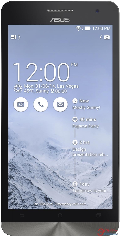 Смартфон ASUS Zenfone 6 16Gb White (A600CG-2B339WWE)