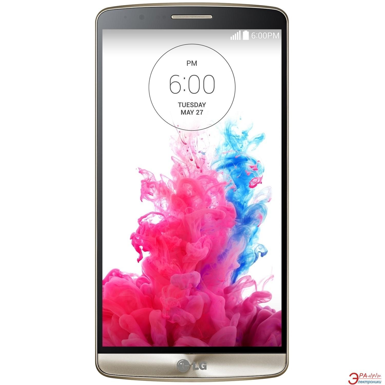 Смартфон LG G3 Dual LTE D856 Gold