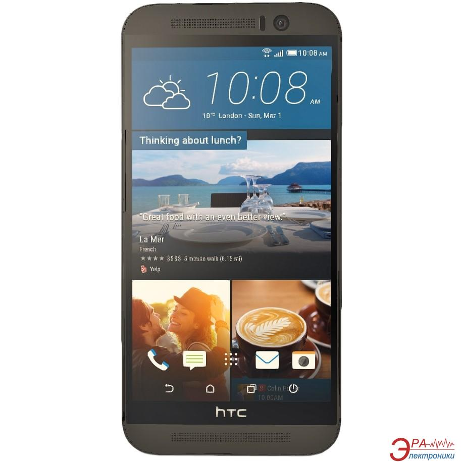 Смартфон HTC One M9 Gunmetal Gray (4718487672202)